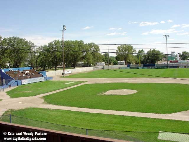 Denton field miles city montana for Garden city community college baseball