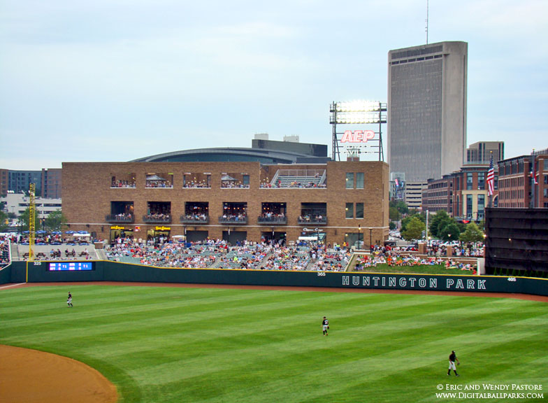 Huntington Park Columbus Ohio Home Of The Clippers
