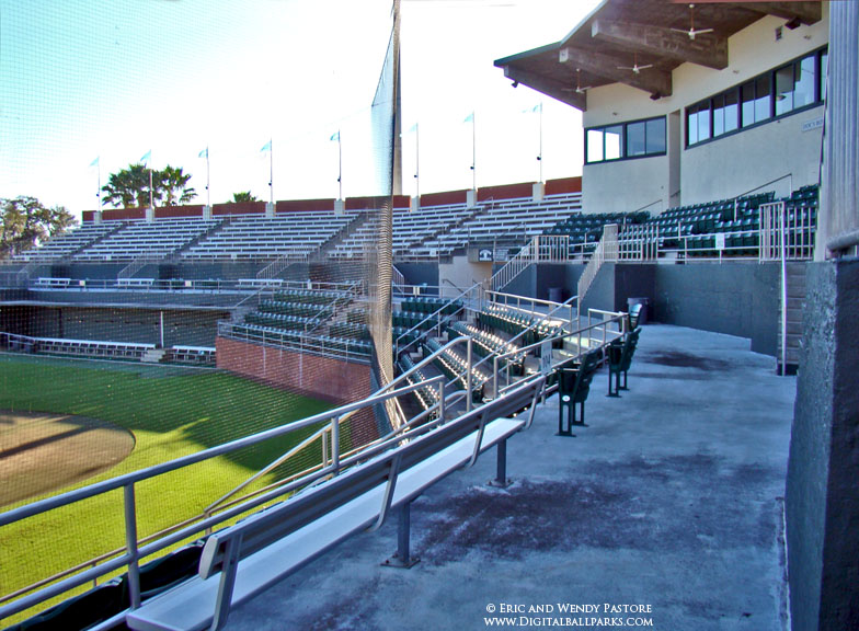 FGCU Baseball: Swanson Stadium - Fort Myers, FL   Diamonds of the NCAA ...