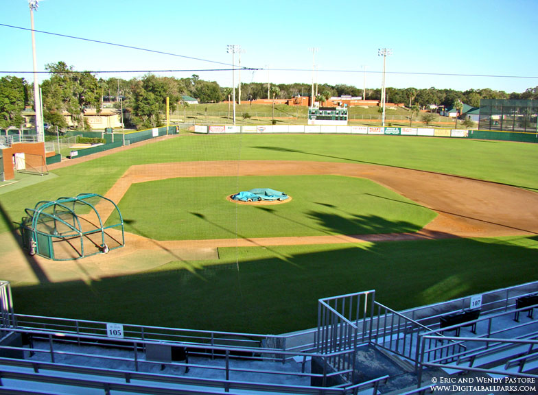 Melching Field - DeLand Florida - Home of the Stetson Hatters and ...