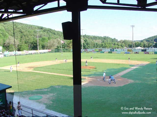 Recreation Field Montpelier Vermont Home Of The