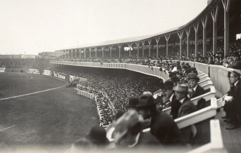 New York Giants Polo Grounds