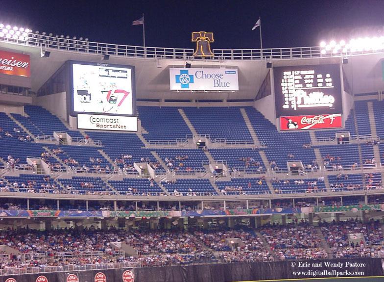 Veterans Stadium - Home of the Philadelphia Phillies (and ...